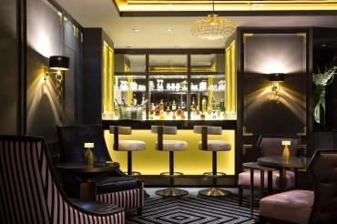 Le bar du Hilton Paris Opéra