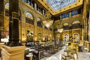 Le Grand Salon du Hilton Paris Opéra, style Belle Epoque