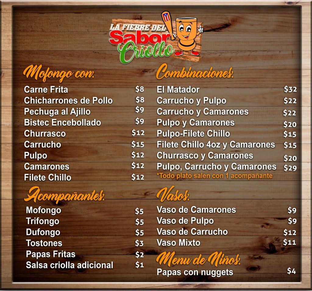 La Fiebre Del Sabor Criollo  World Food Trucks Kissimmee