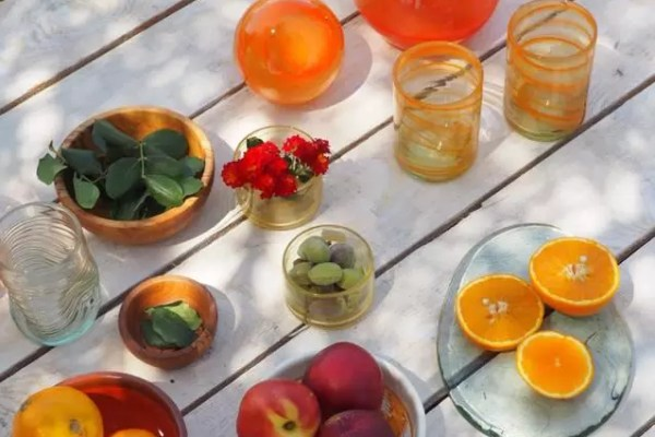 tableware from Mallorca Lafiore