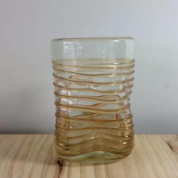 Vaso de Vidrio Entre Soller y Deià