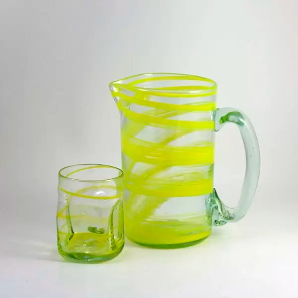 Vidrio Amarillo Yellow Glass Mallorca