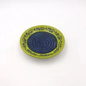 rasca ajos pistachomarino - Garlic Grater Green