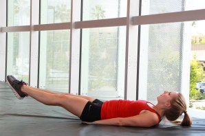f - Ab leg raise exercise (1)