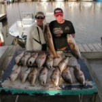 Craig and Shaunes fishing trip in new orleans