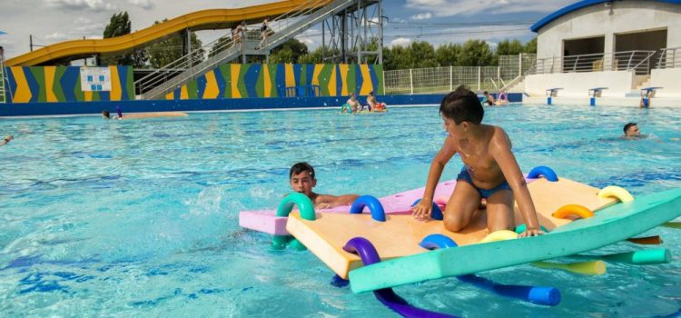 C'est l'été, venez vous baigner !