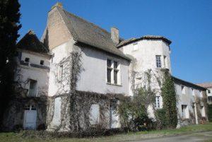 Le Château Saint-Sauveur