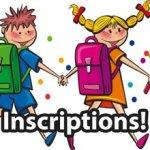 Inscription à l'école des enfants