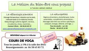 Massage thérapeutique & Naturopathie