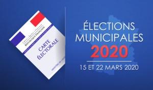 Elections Municipales 2020-1er tour