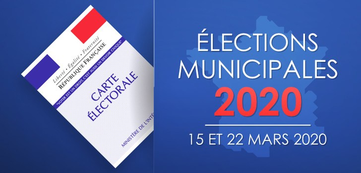 Elections Municipales 2020-1er tour
