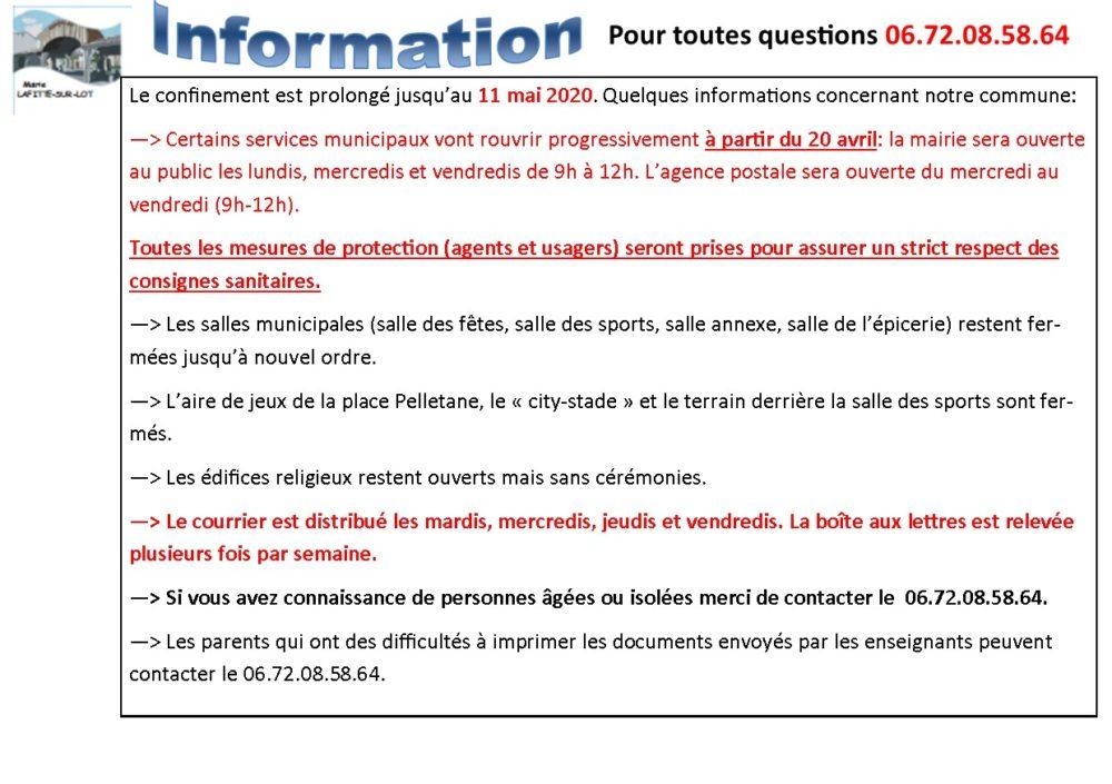 info confinement4.1