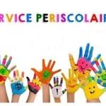 Reprise des services périscolaires