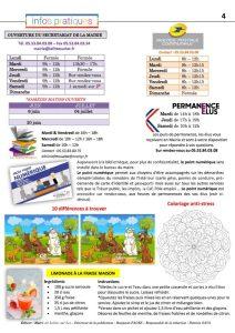 Lafitte-Infos du 6 juin 2020