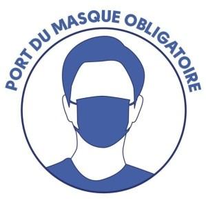 Port du masque obligatoire en Lot et Garonne