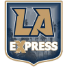 LA Express Logo Transparent