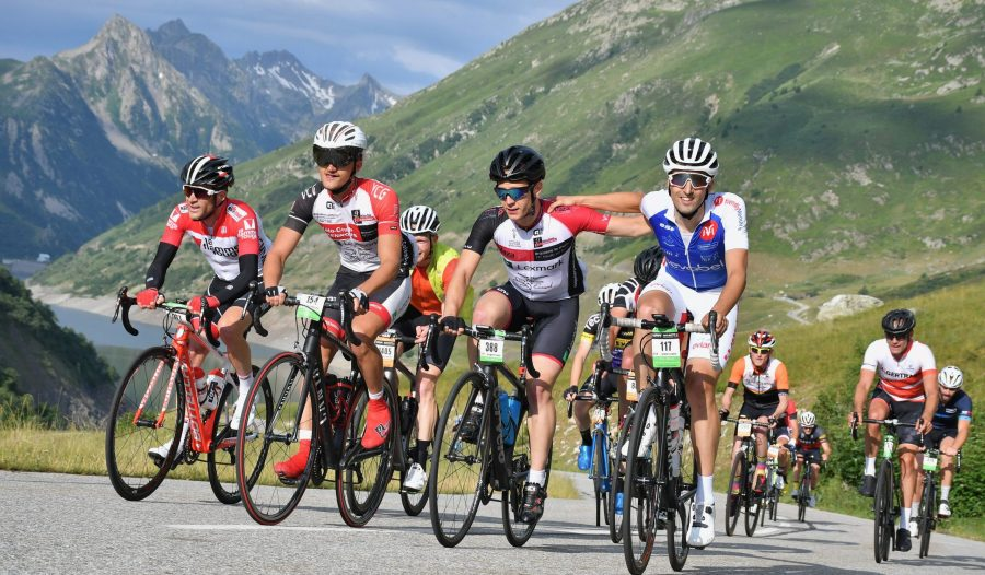 Cyclosport – la flamme rouge