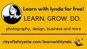 Learn with Lynda.com