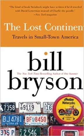 Bryson_Lost Continent
