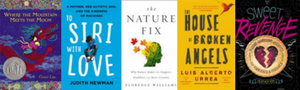 March Staff Picks book covers