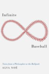 Infinite baseball book cover