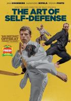 art of self defense