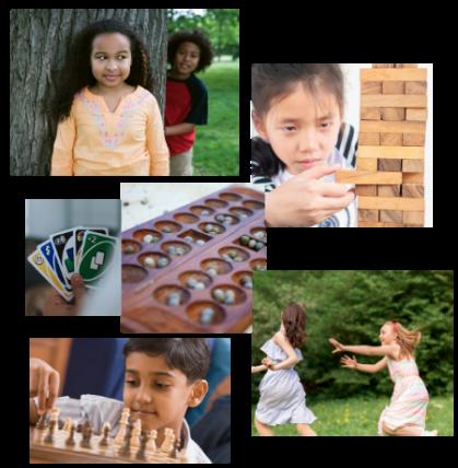 Summer game ideas