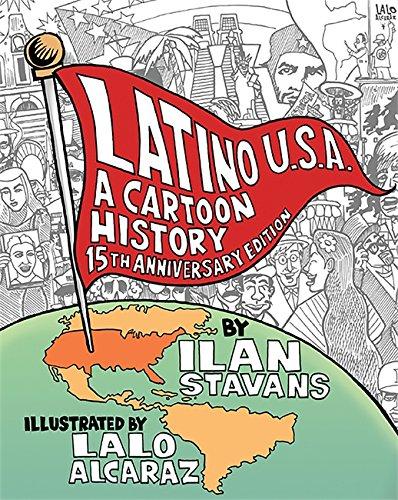 Latino U.S.A.- a cartoon history