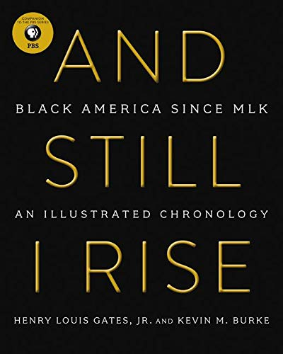 "Companion book to the PBS series ""Black America since MLK"""