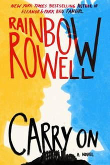 """Carry On"" by Rainbow Rowell"