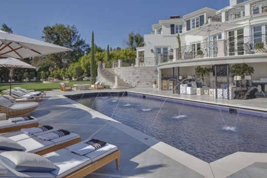 Top Celebrity Homes in Bel Air and Beverly Hills | LA Fly Rides