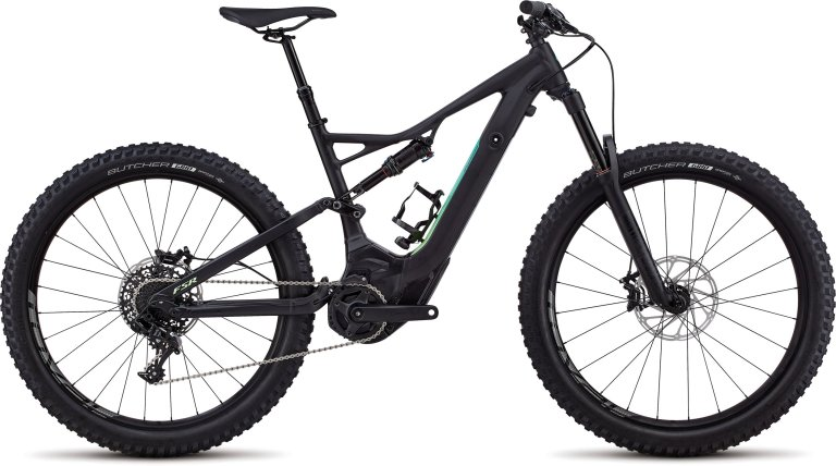 Specialized Turbo Levo Lineup overview