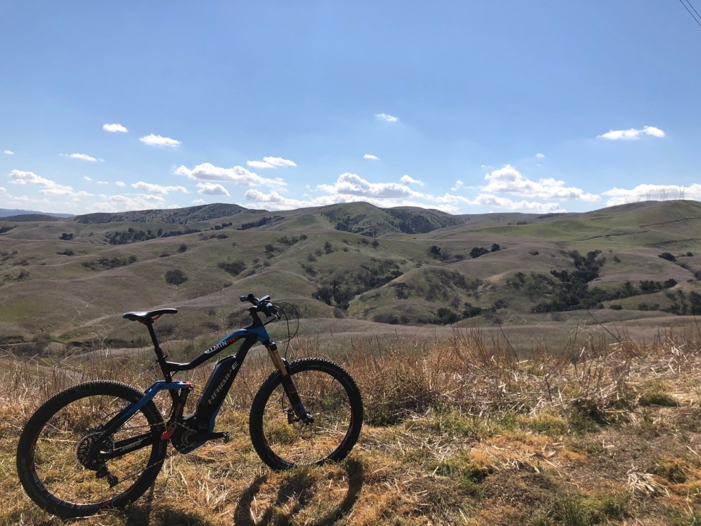 Chino Hills State Park Haibike AllMtn Pro