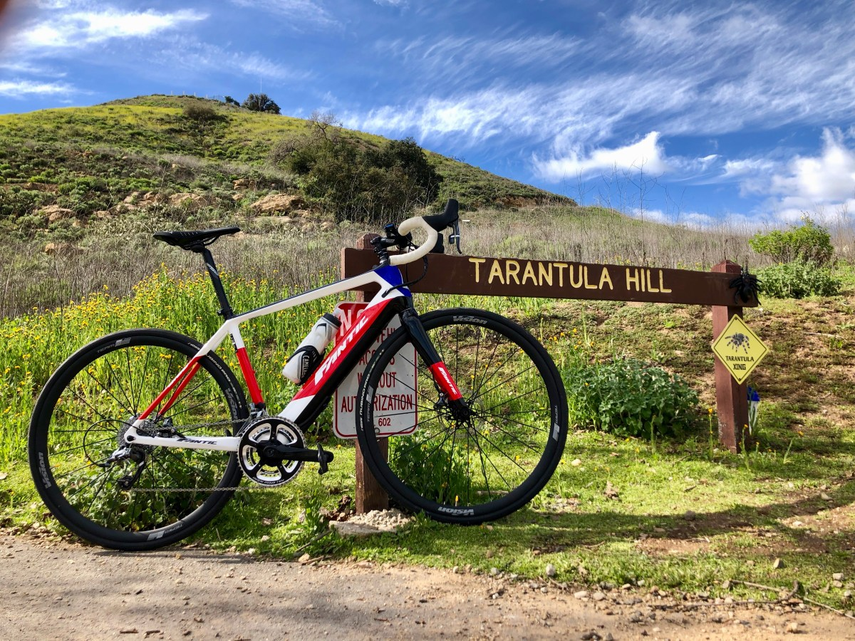 Fantic Passo Giau Tarantula Hill Thousand Oaks
