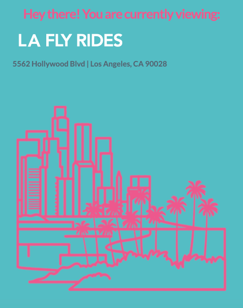 Los Angeles Fly Rides