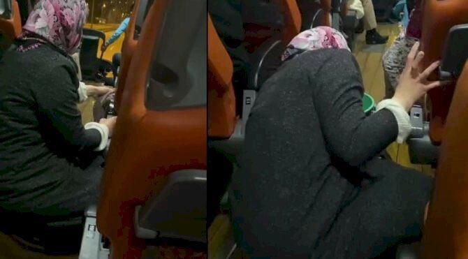 Kamil Koç Otobüsünde İnanılmaz Olay