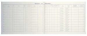 registre du personnel intérieur