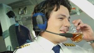 pilote de ligne et alcoolique