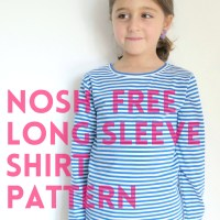 NOSH free patterns . L/S Shirt