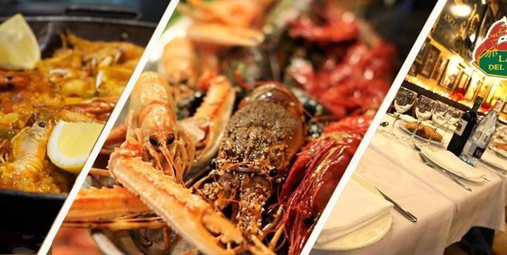 menus comidas y cenas de empresa port olimpic