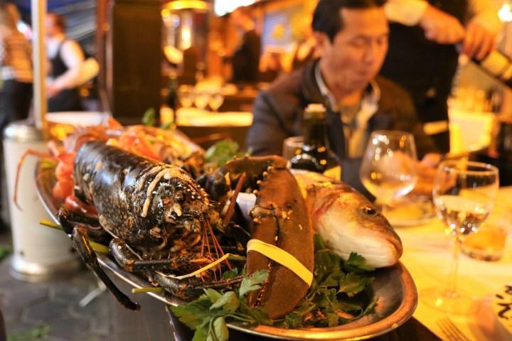 marisco marisqueria en barcelona marisco fresco