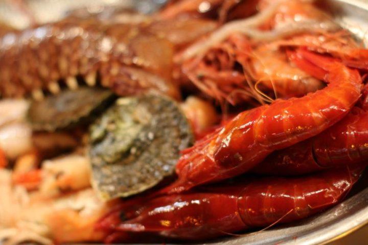 ristorante di pesce a barcellona