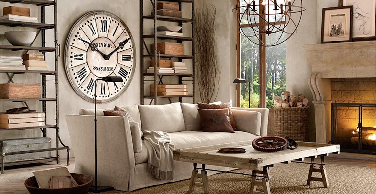 El estilo vintage est de moda  LAFONTDELART decoracin y