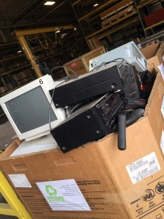 LaForce 2016 Earth Day Electronics Recycling Drive