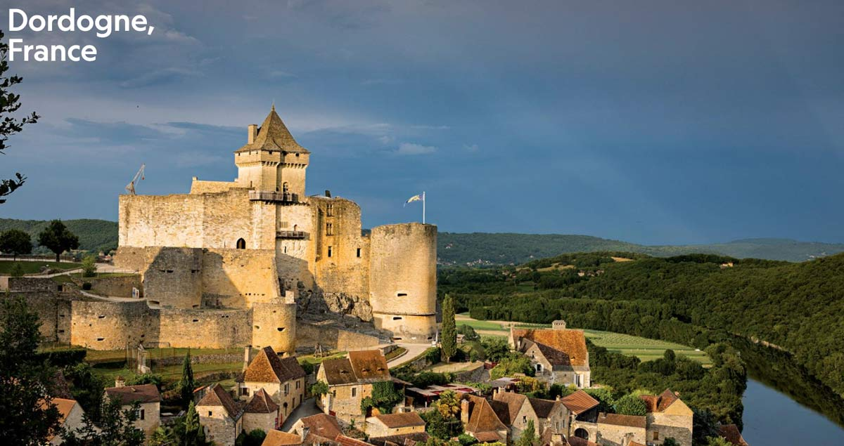 Blog LA FORGE Project: La Dordogne is voted Top Trips in 2019 by National Geographic