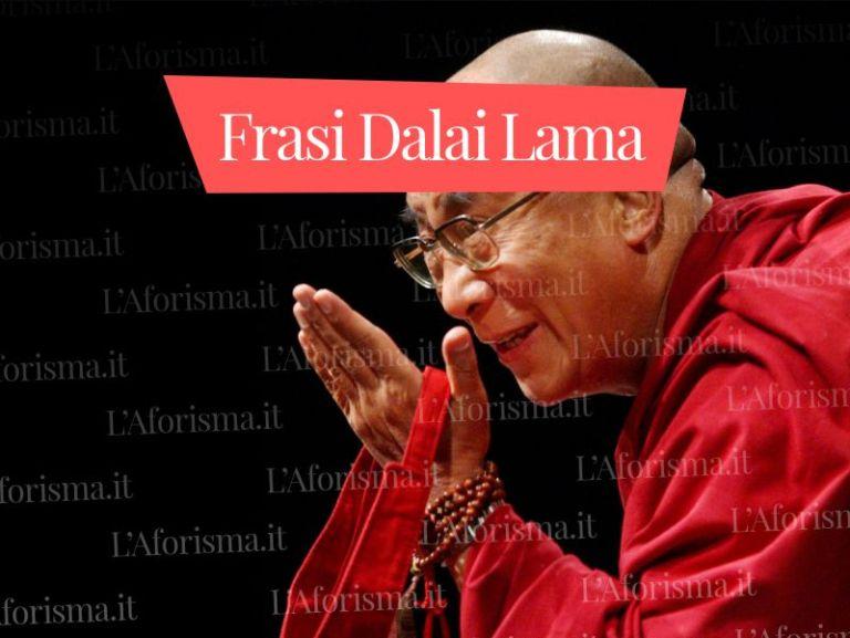 Le più belle <strong>frasi del Dalai Lama</strong> – <em>Raccolta completa</em>