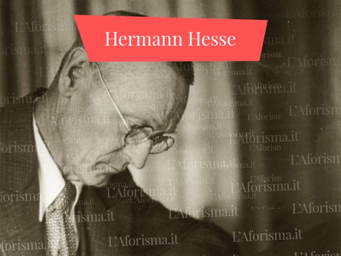 Le più belle <strong>Frasi, citazioni e aforismi di Hermann Hesse</strong> – <em>Raccolta completa</em>