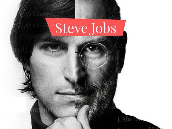 Le più belle frasi di Steve Jobs