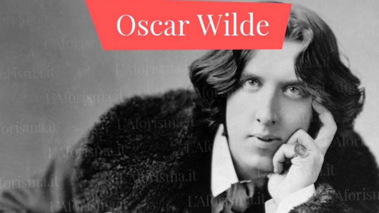 Frasi Di Natale Oscar Wilde.Le Piu Belle Frasi Di Oscar Wilde Raccolta Completa L Aforisma It Frasi Citazioni E Aforismi