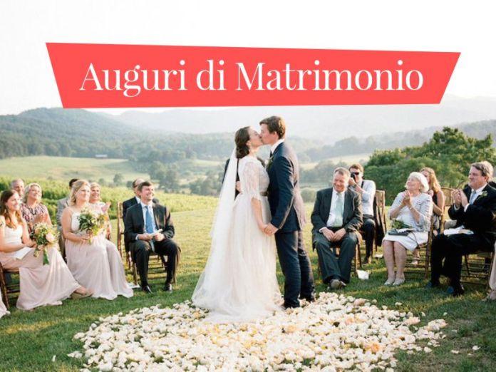 Le più belle <strong>frasi di auguri per il matrimonio</strong> – <em>Raccolta completa</em>